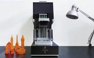 چاپگر سه بعدی با تکنولوژی dlp