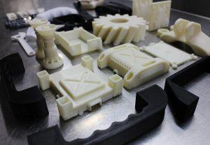 نمونه قطعات ساخته شده با تکنولوژی fdm