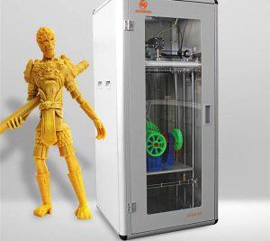 پرینتر سه بعدی ایستاده با تکنولوژی fdm