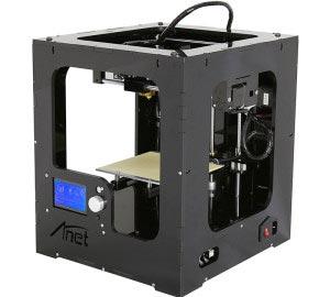 یک نمونه از چاپگرهای سه بعدی با تکنولوژی fdm