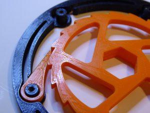تصویر ساعت جیبی ساخته شده با فناوری پرینت سه بعدی-3