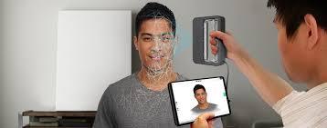 اسکنر سه بعدی تابشی