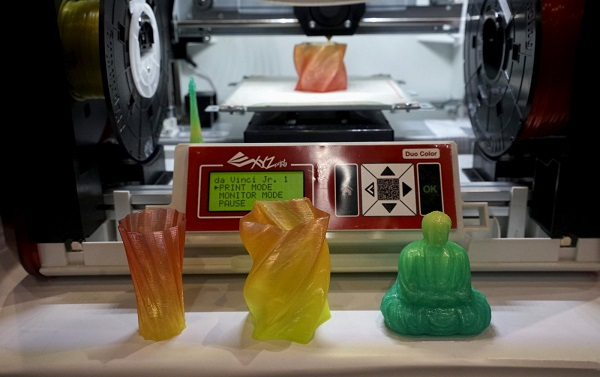 تغییر شکل پلیمر پس از ساخت با چاپگر سه بعدی پلاستیک