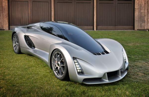 نمونه سازی سه بعدی یک خودروی ویژه