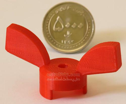 محاسبه هزینه پرینت سه بعدی
