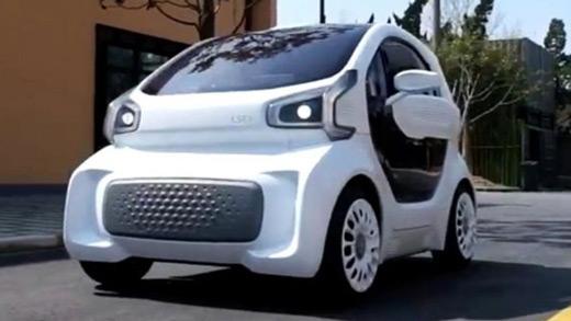 فناوری پرینت 3 بعدی در ساخت خودرو